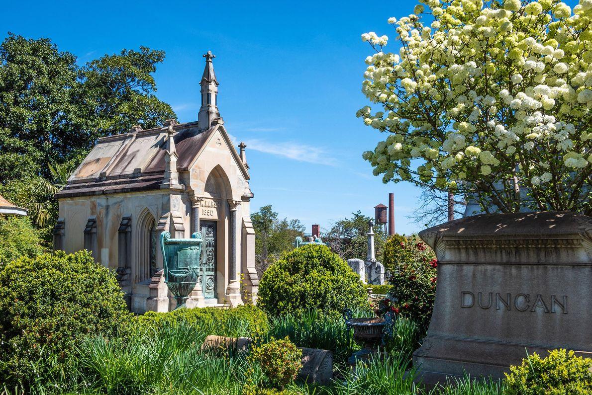 Cementerio Oakland, Atlanta