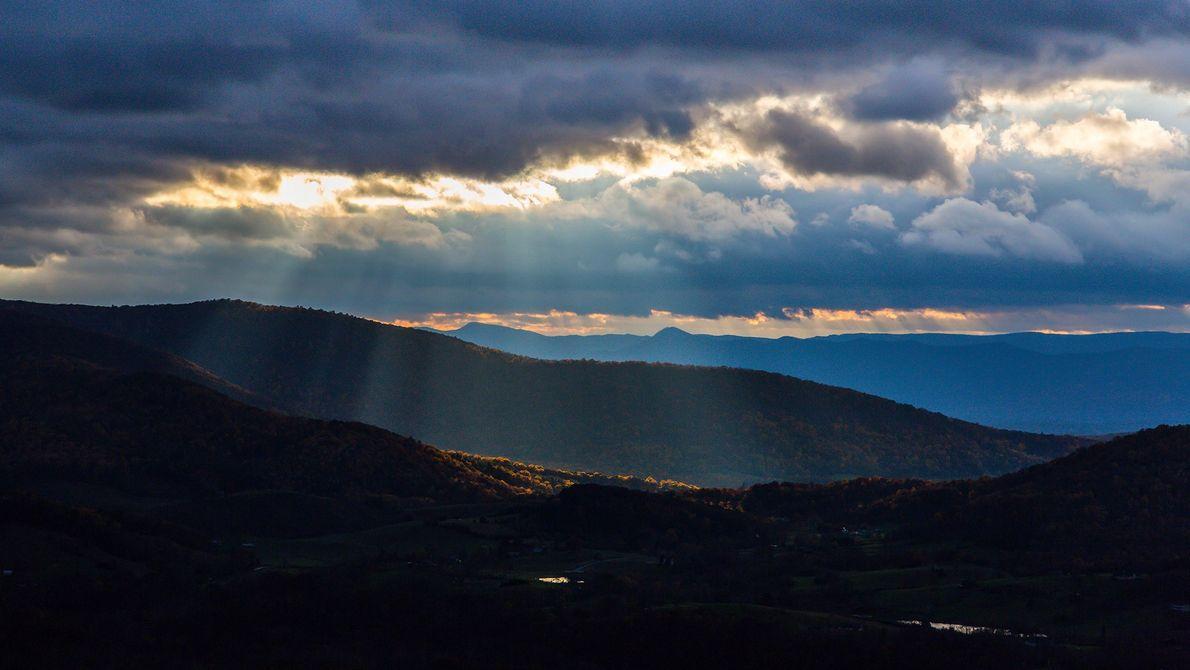 Parque nacional de Shenandoah, Virginia