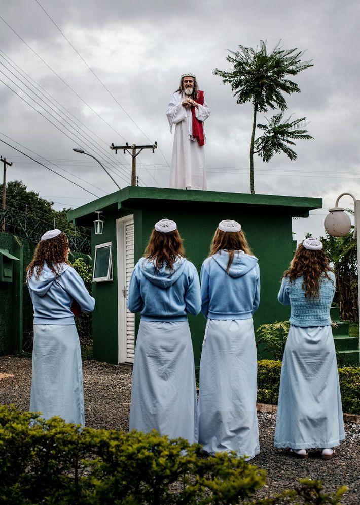 INRI Cristo da la liturgia