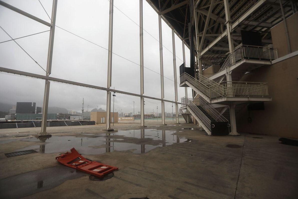 Estadio Olímpico Acuático