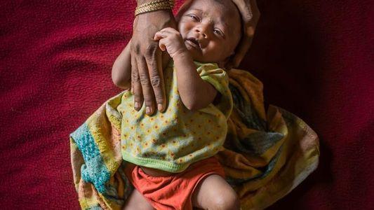 Estos bebés rohinyás refugiados nacen sin patria