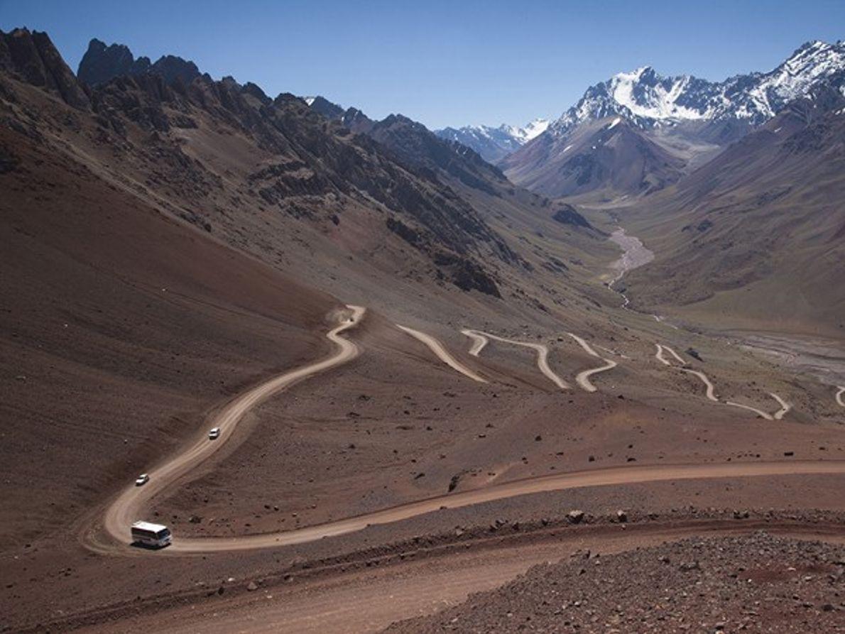 Chile-Argentina: Cuidado, que vienen curvas