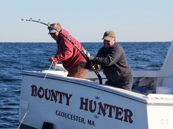 Entrevista a pescadores