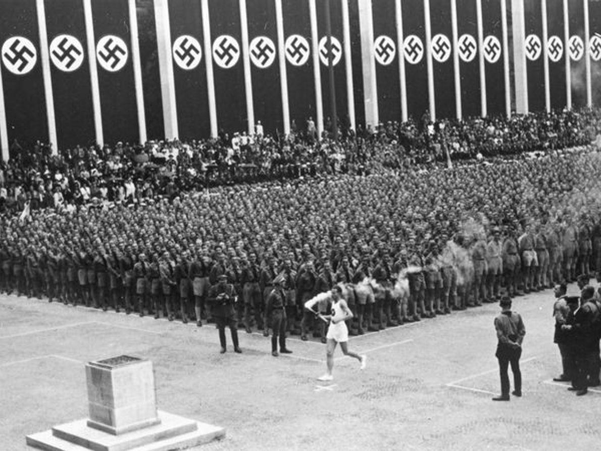Berlín, 1936