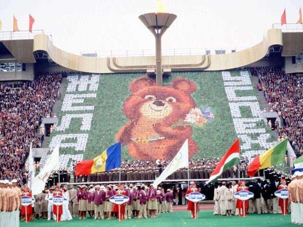 Moscú, 1980