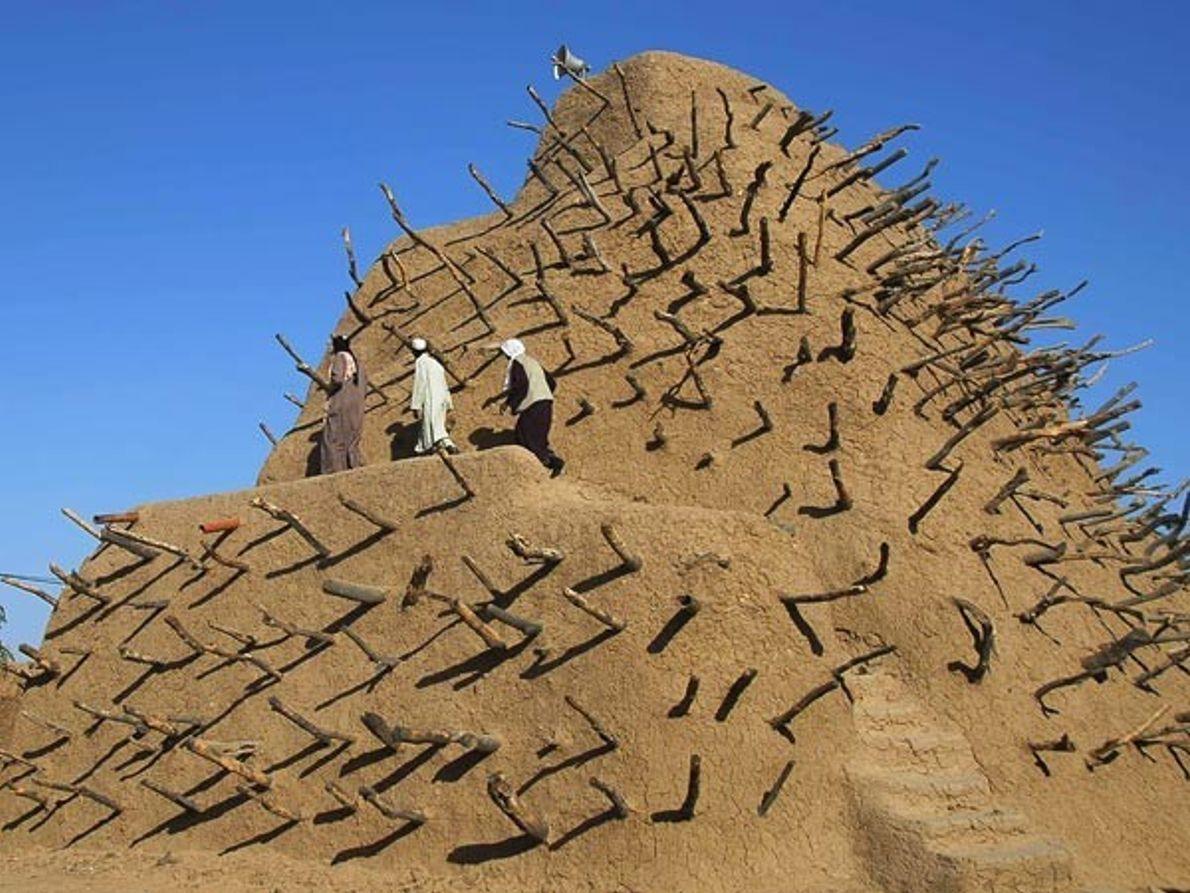Tumba de Askia, Mali