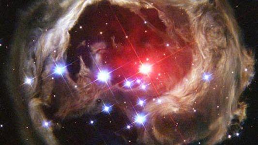 Imágenes: La vida y la muerte de las estrellas