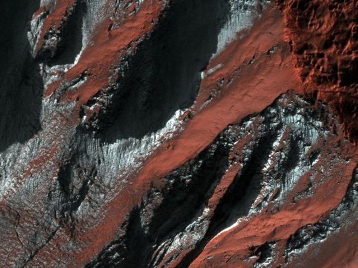 El invierno marciano