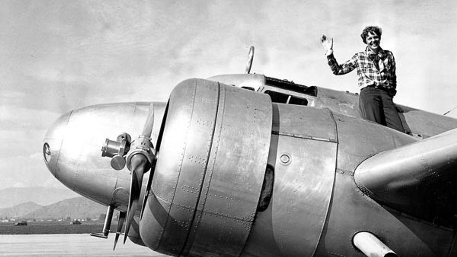 ¿Dónde está Amelia Earhart? Tres teorías sobre su misterioso final.
