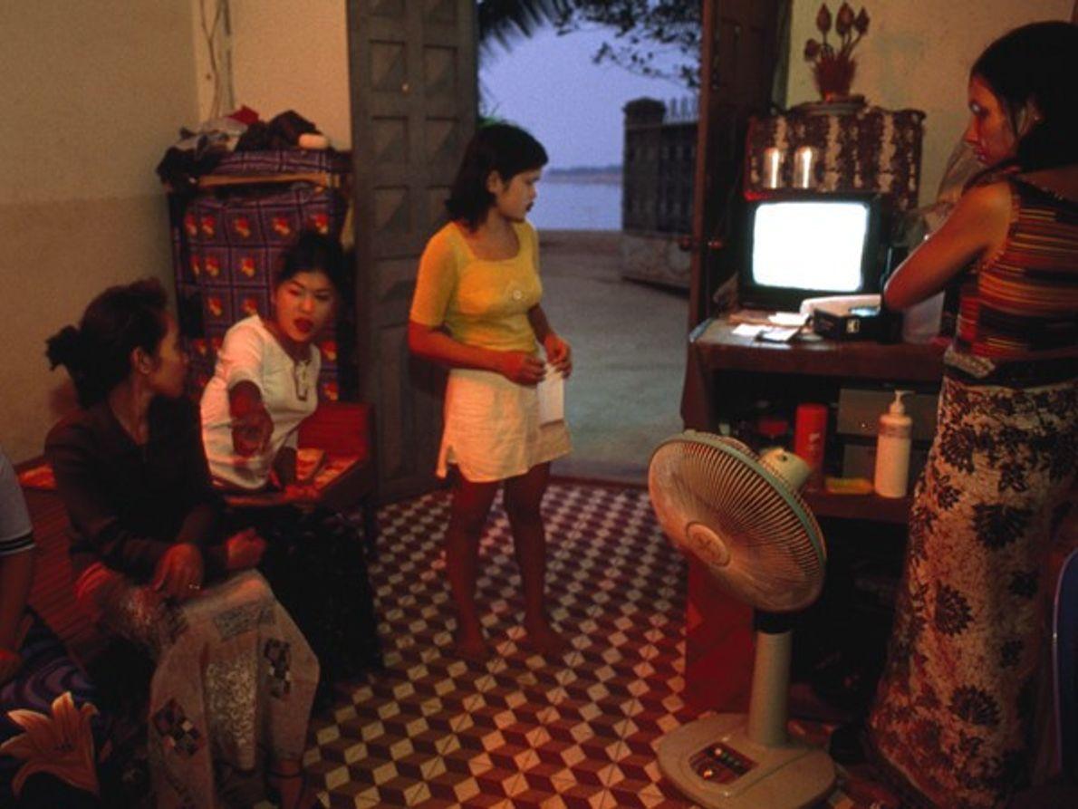 Burdel en Cambodia