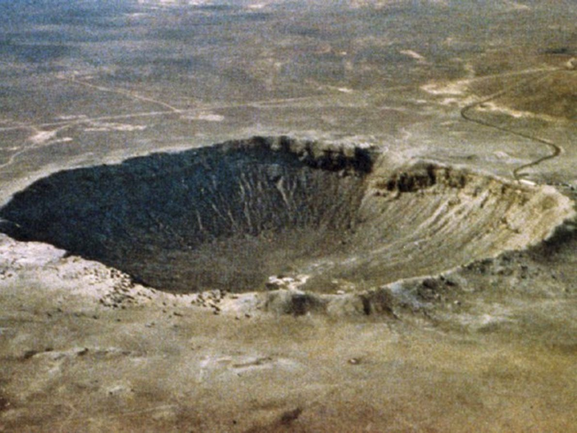 Cráter del Meteoro (Arizona)