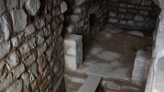 Pirámides descubiertas en Méjico