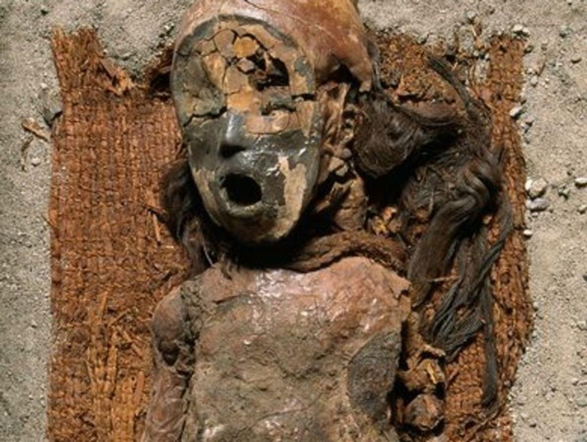 Mascaras funerarias