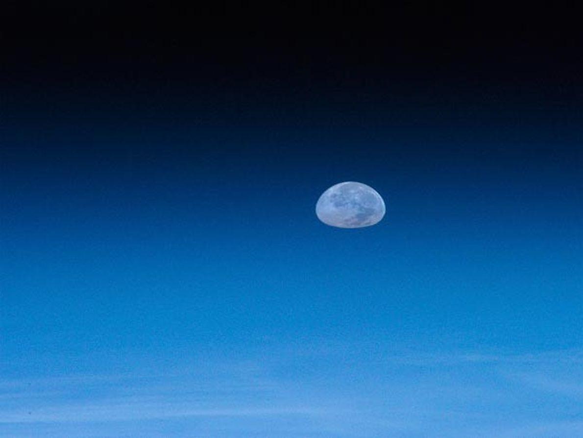 Luna deformada