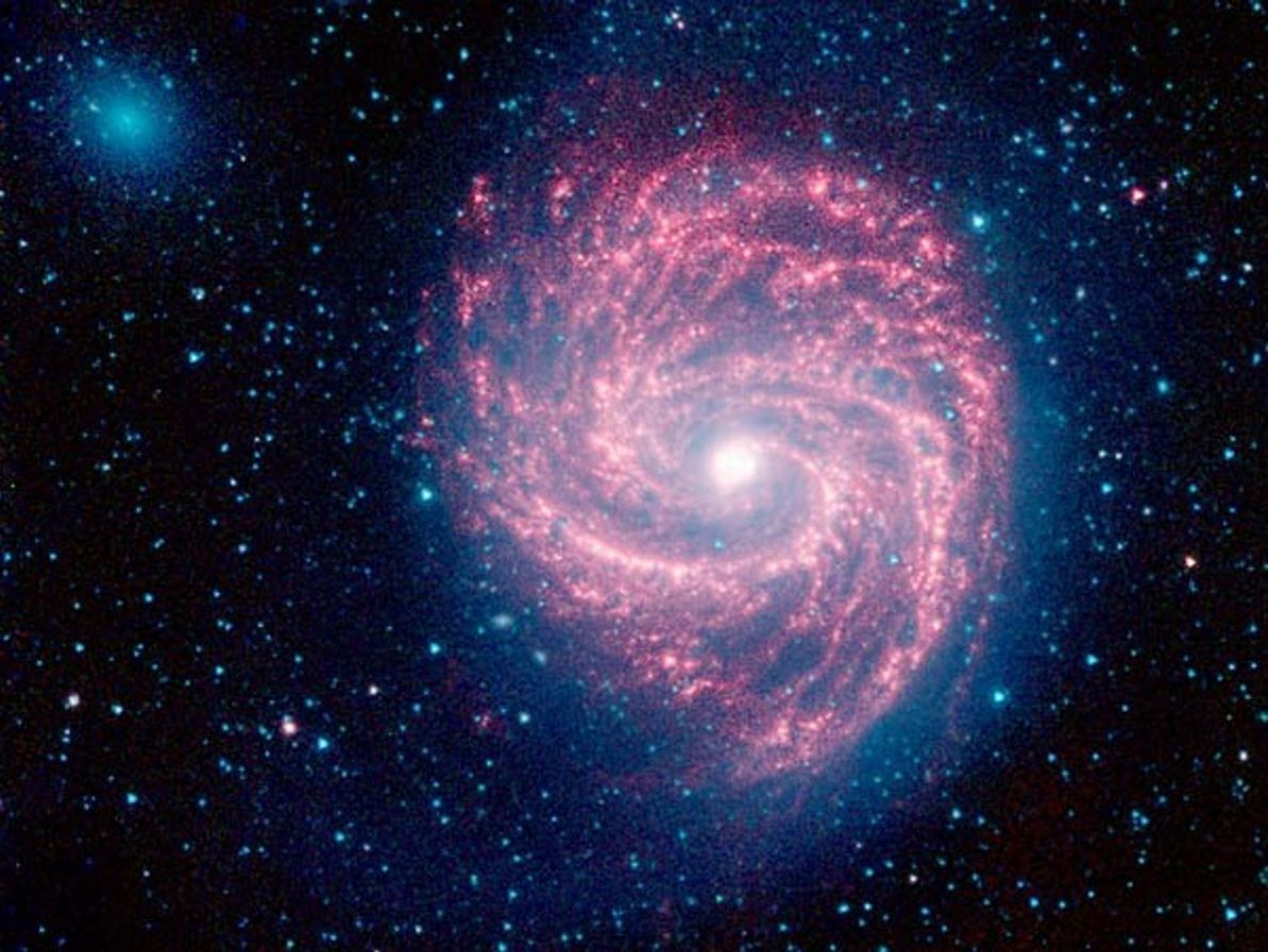 Una galaxia muy muy lejana