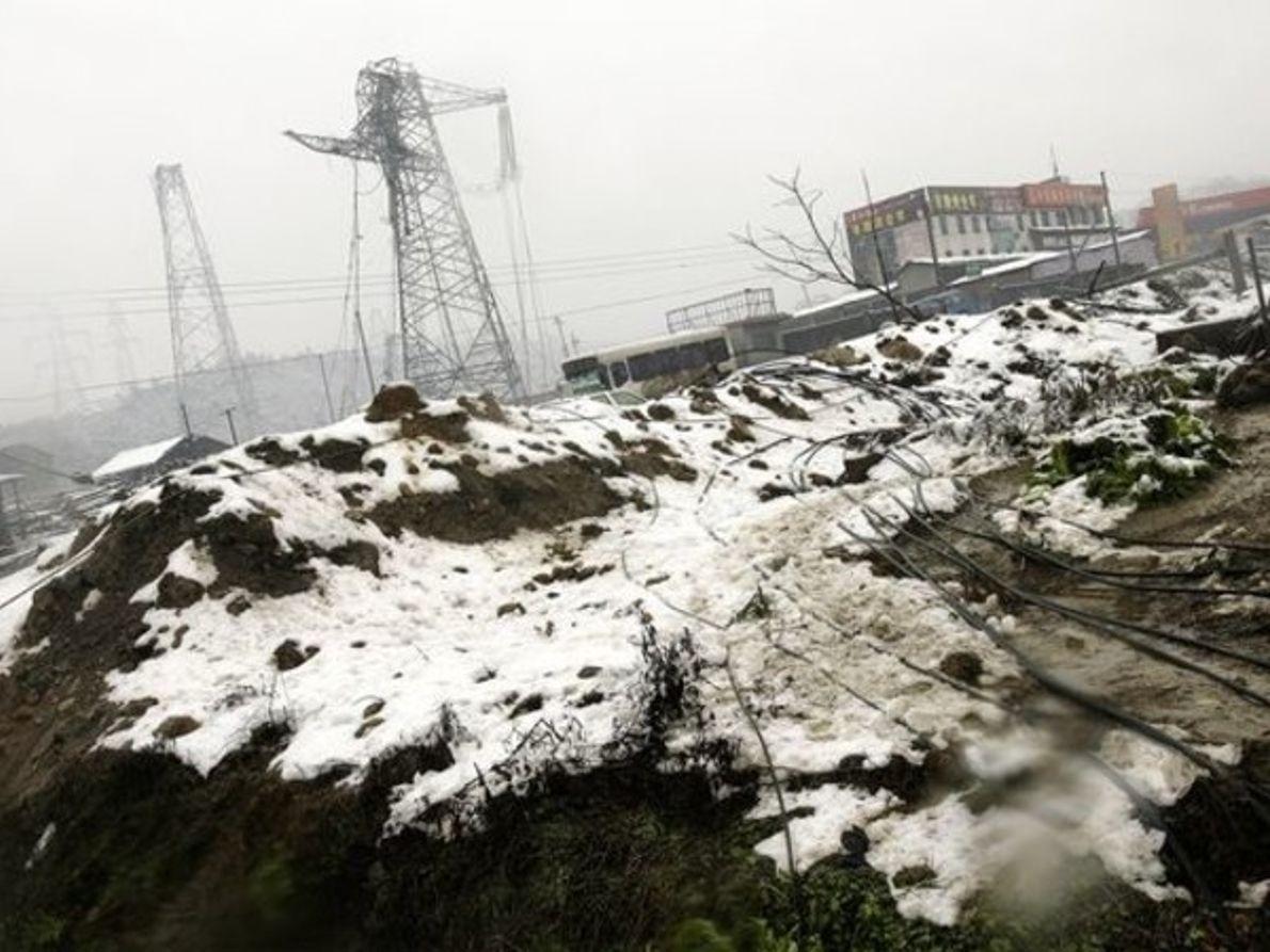 Hunan, China 2008