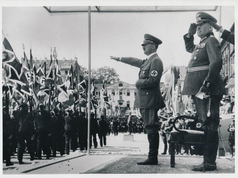 Relaciones económicas entre España y la Alemania Nazi