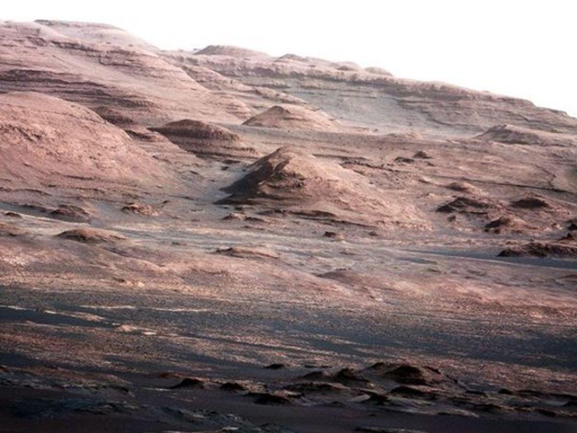 Postales desde Marte