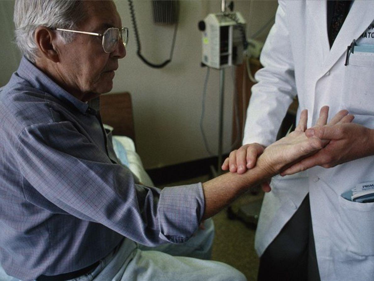 Visita al oncólogo