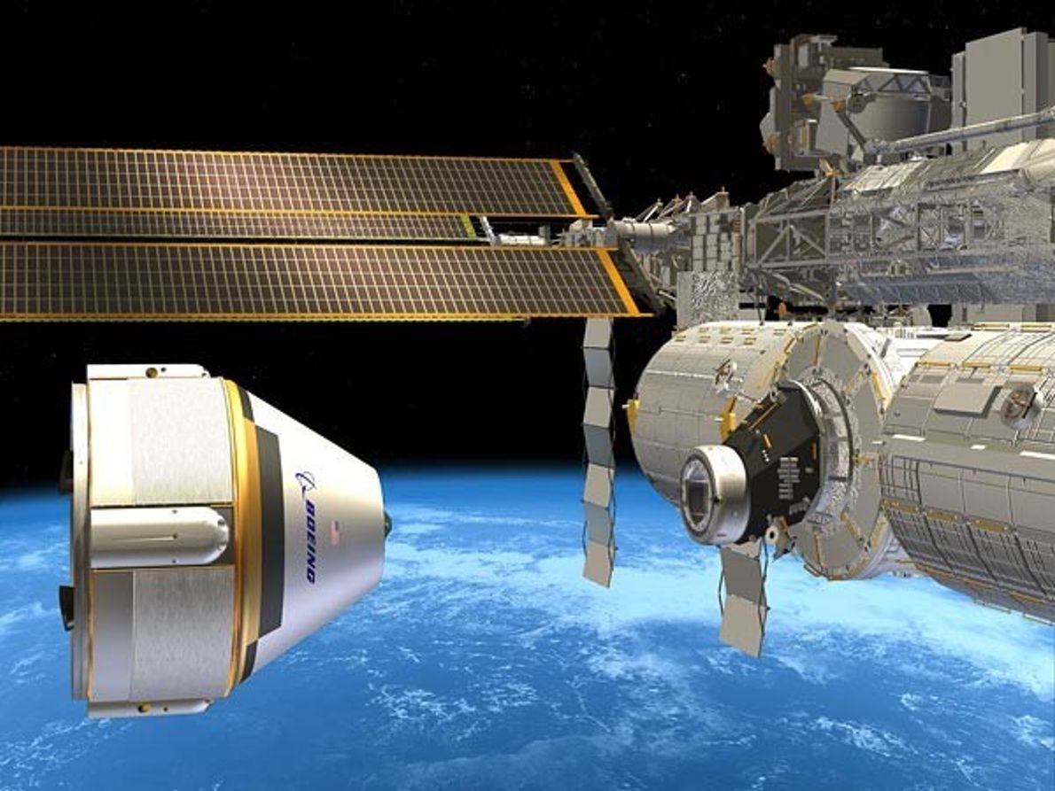 Una nueva era espacial