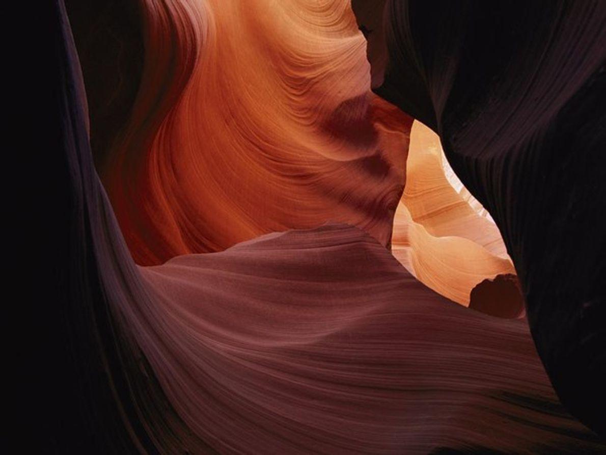 Antelope Canyon (Arizona, Estados Unidos)