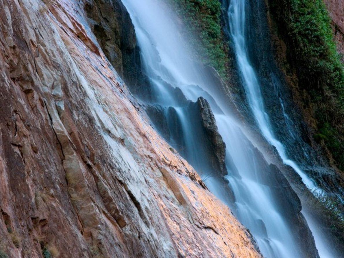 Cataratas del Gran Cañón