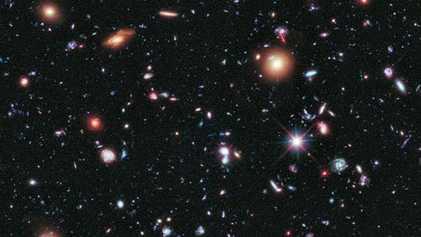 La imagen con más profundidad del espacio