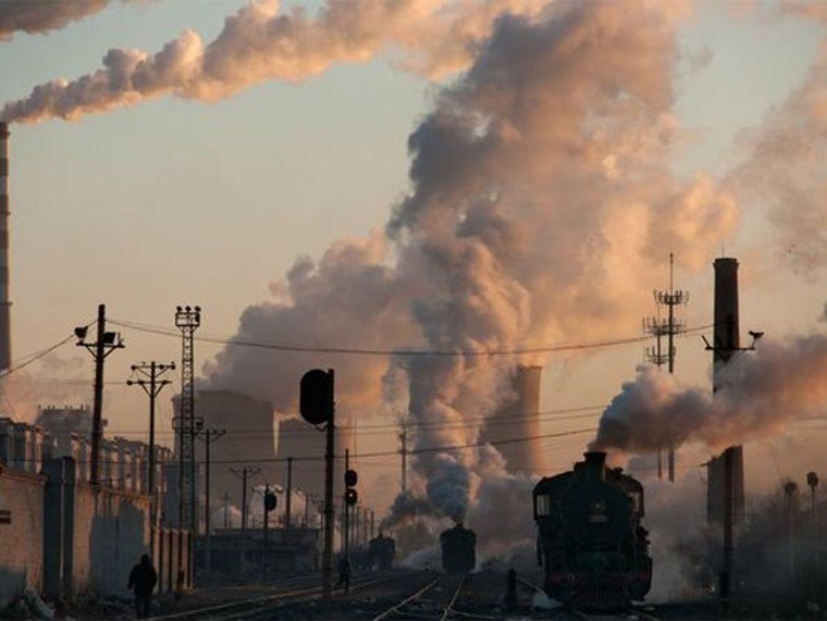 Anclados en el carbón