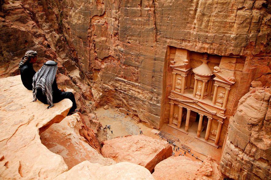 El Jordan Trail pasa por los lugares más pintorescos del país.