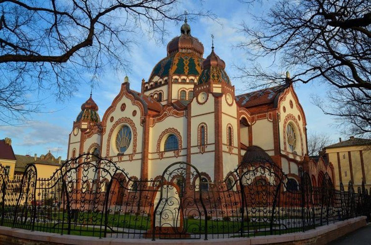 Sinagoga de Subotica