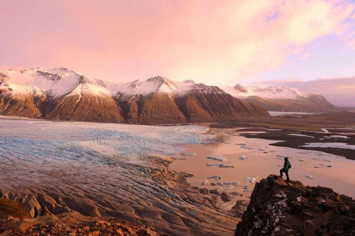 Parque Nacional Vatnajökull