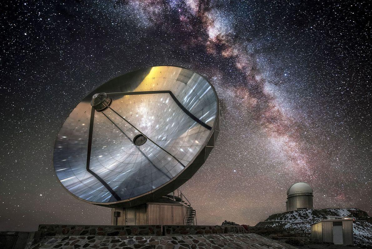 Telescopio Sueco-ESO Submilimétrico