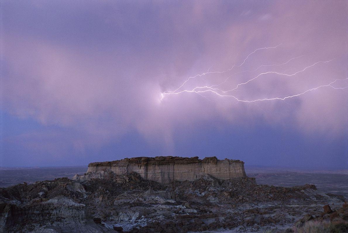 Desierto Rojo de Wyoming