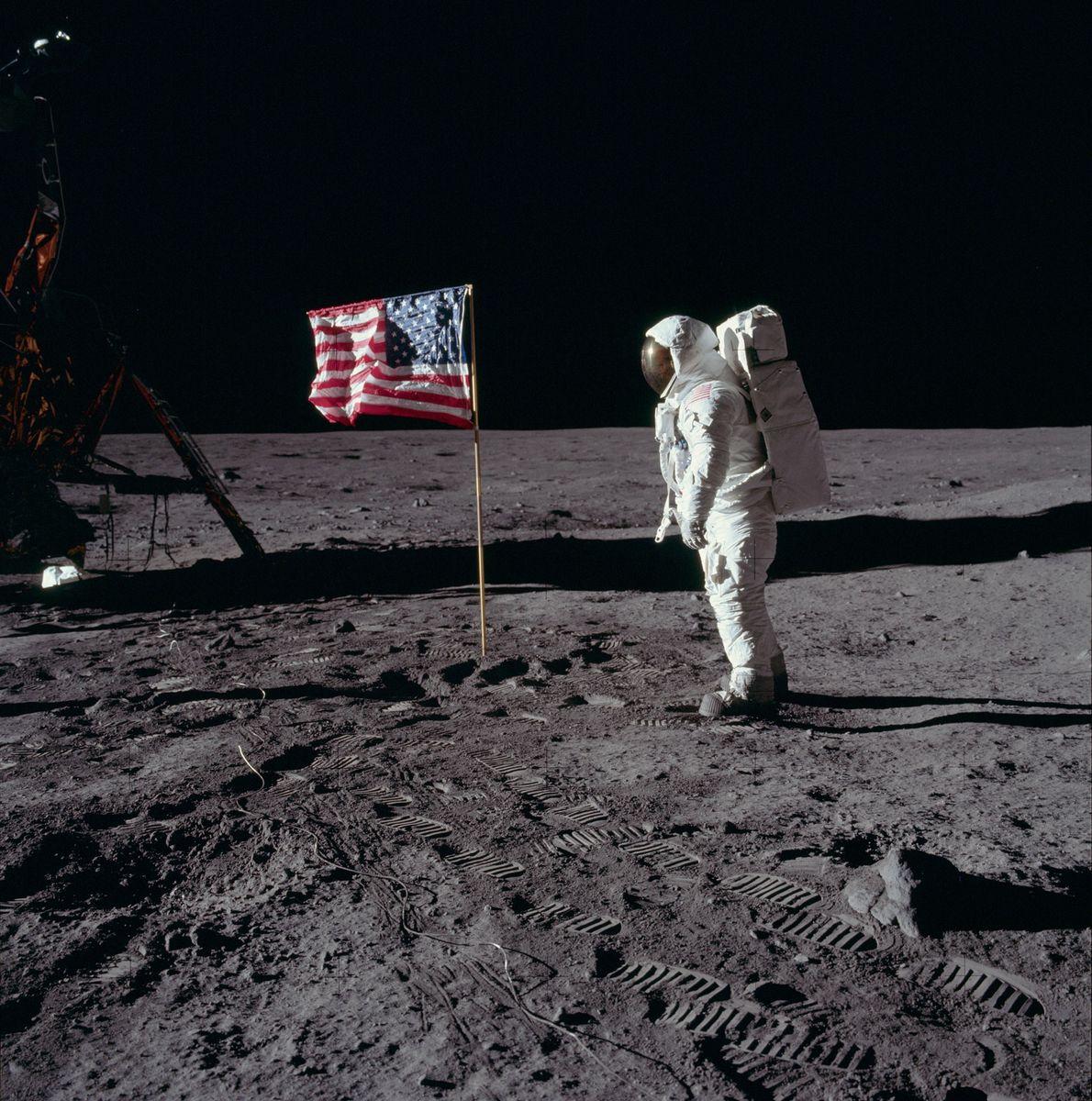 Edwin «Buzz» Aldrin