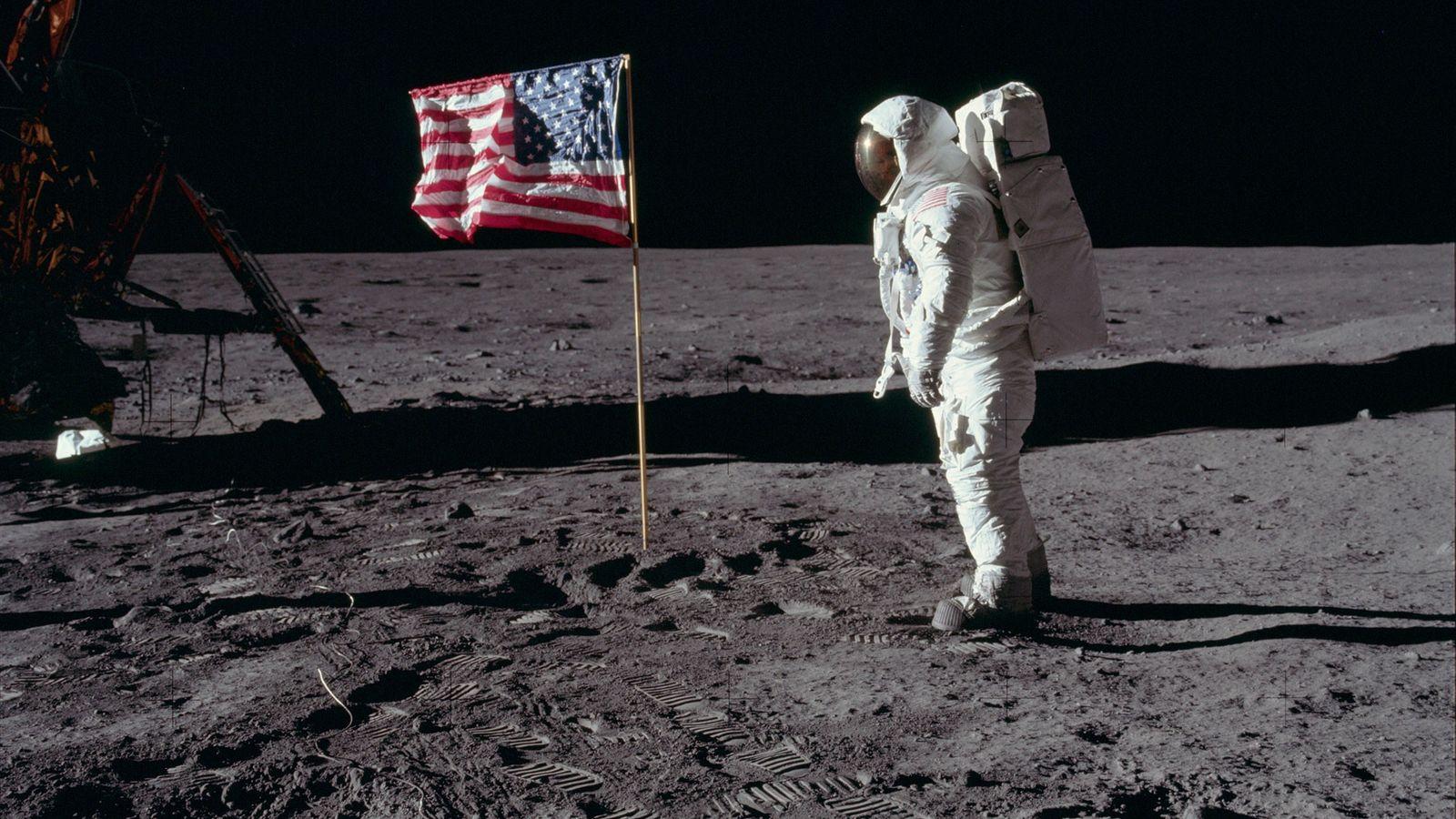 Nuestras fotos favoritas de las misiones Apolo