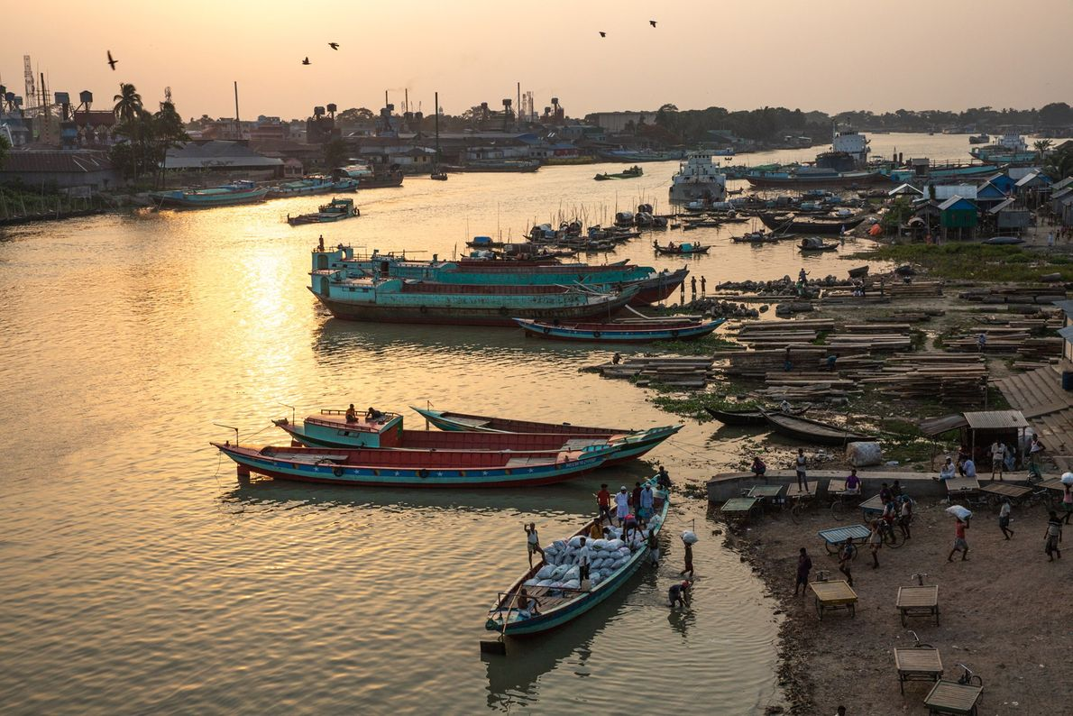 Chandpur, Bangladés
