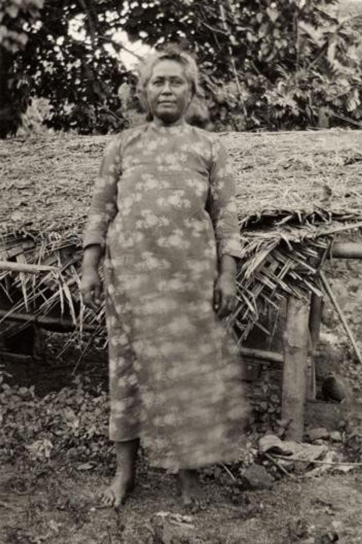 Reina de Nuku Hiva
