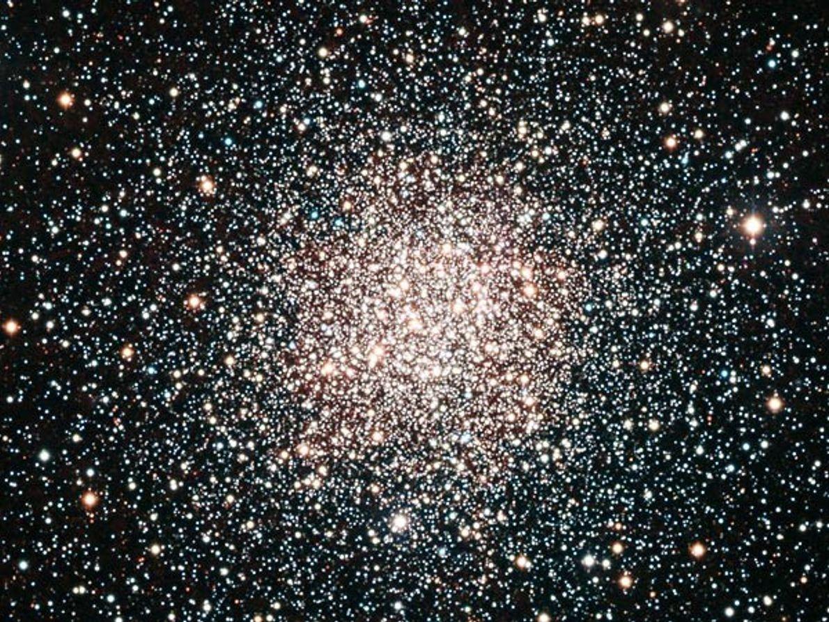 Racimo de estrellas