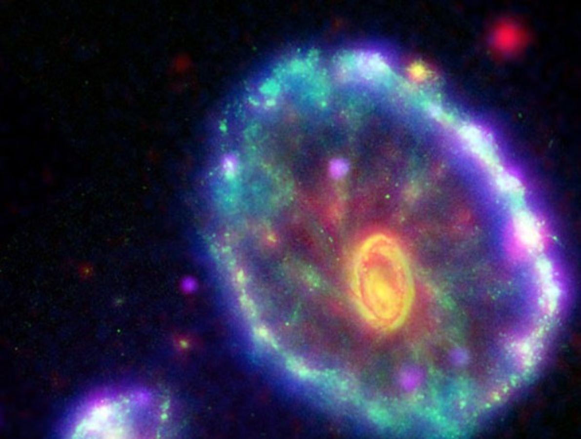 Galaxia Cartwheel