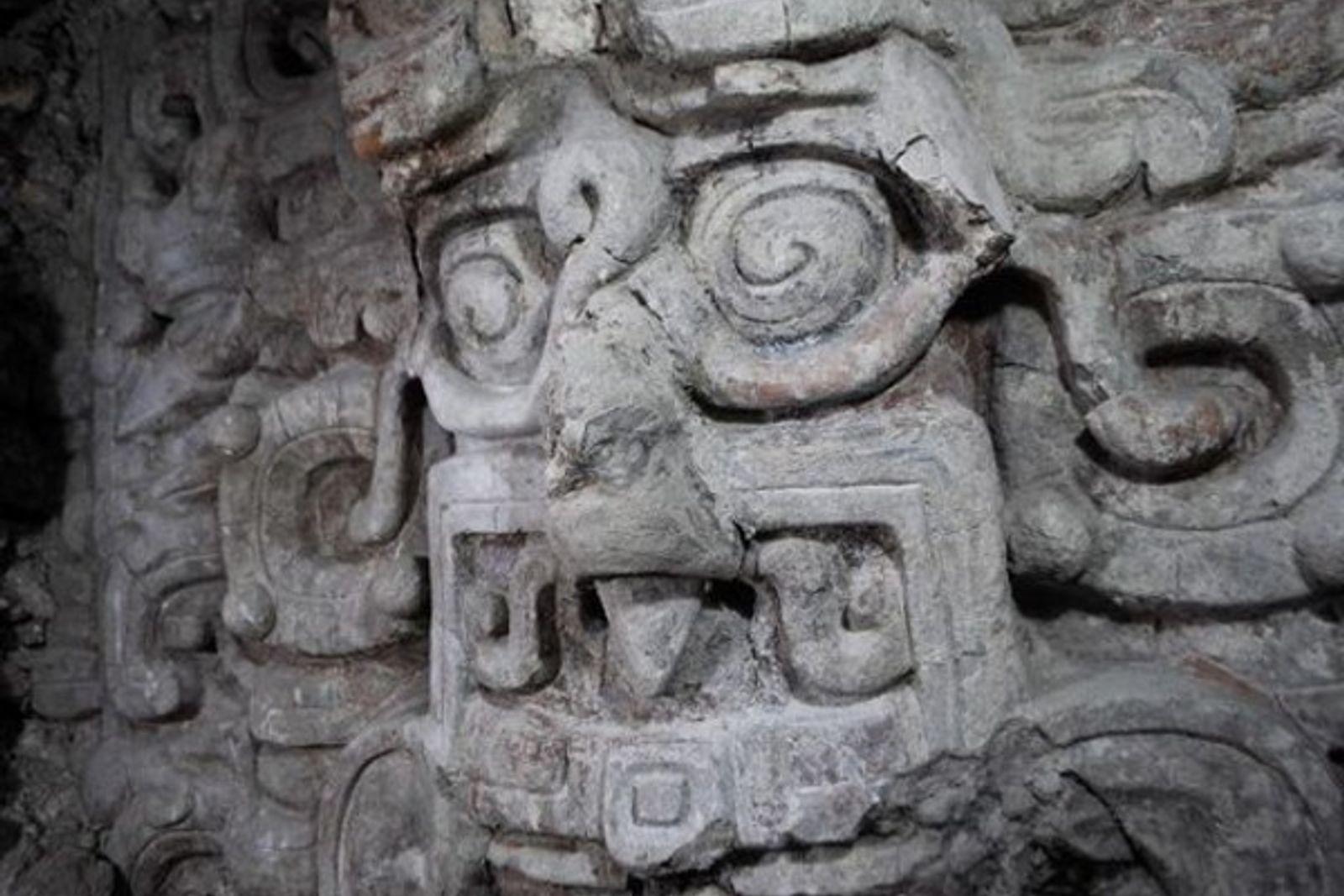 Un nuevo templo maya