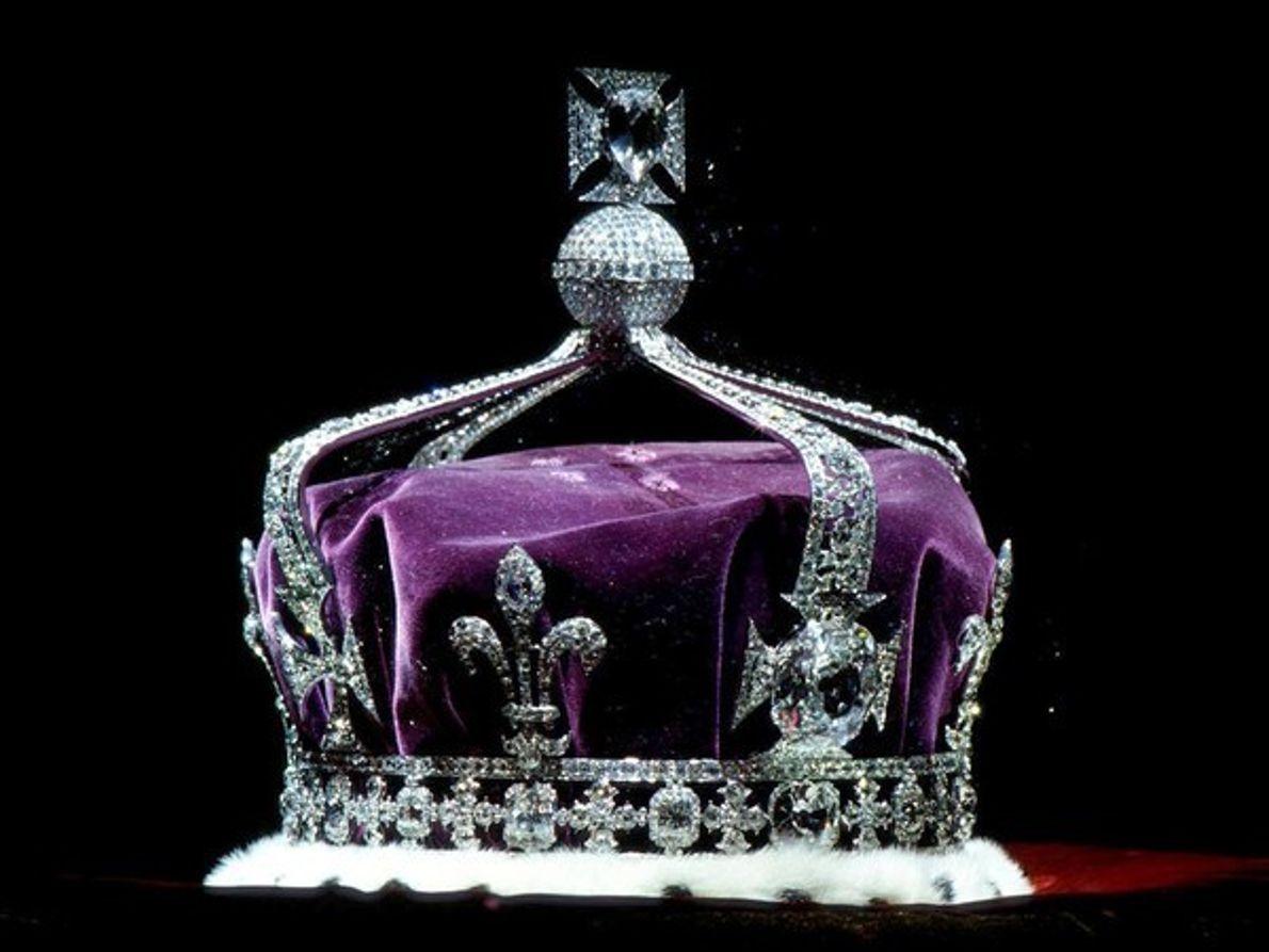 Diamante Koh-I-Noor