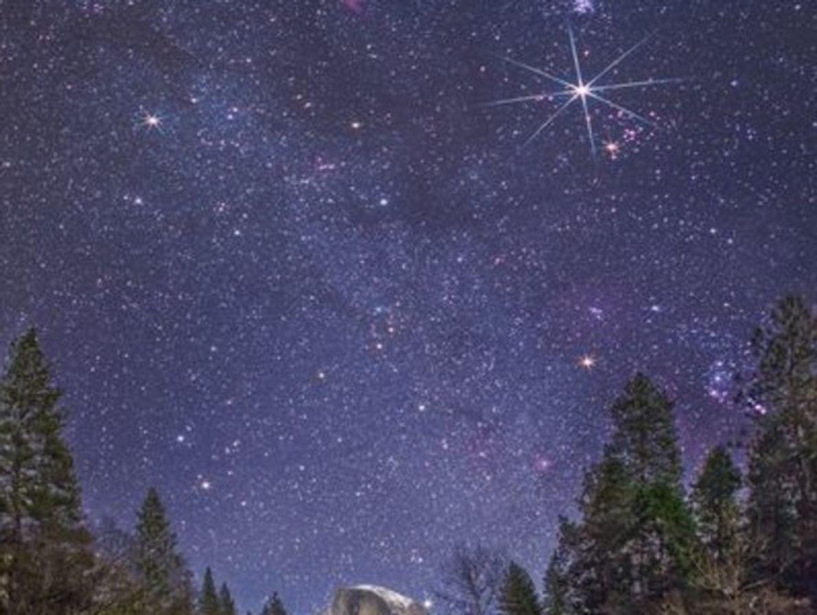 Maravilla en Yosemite