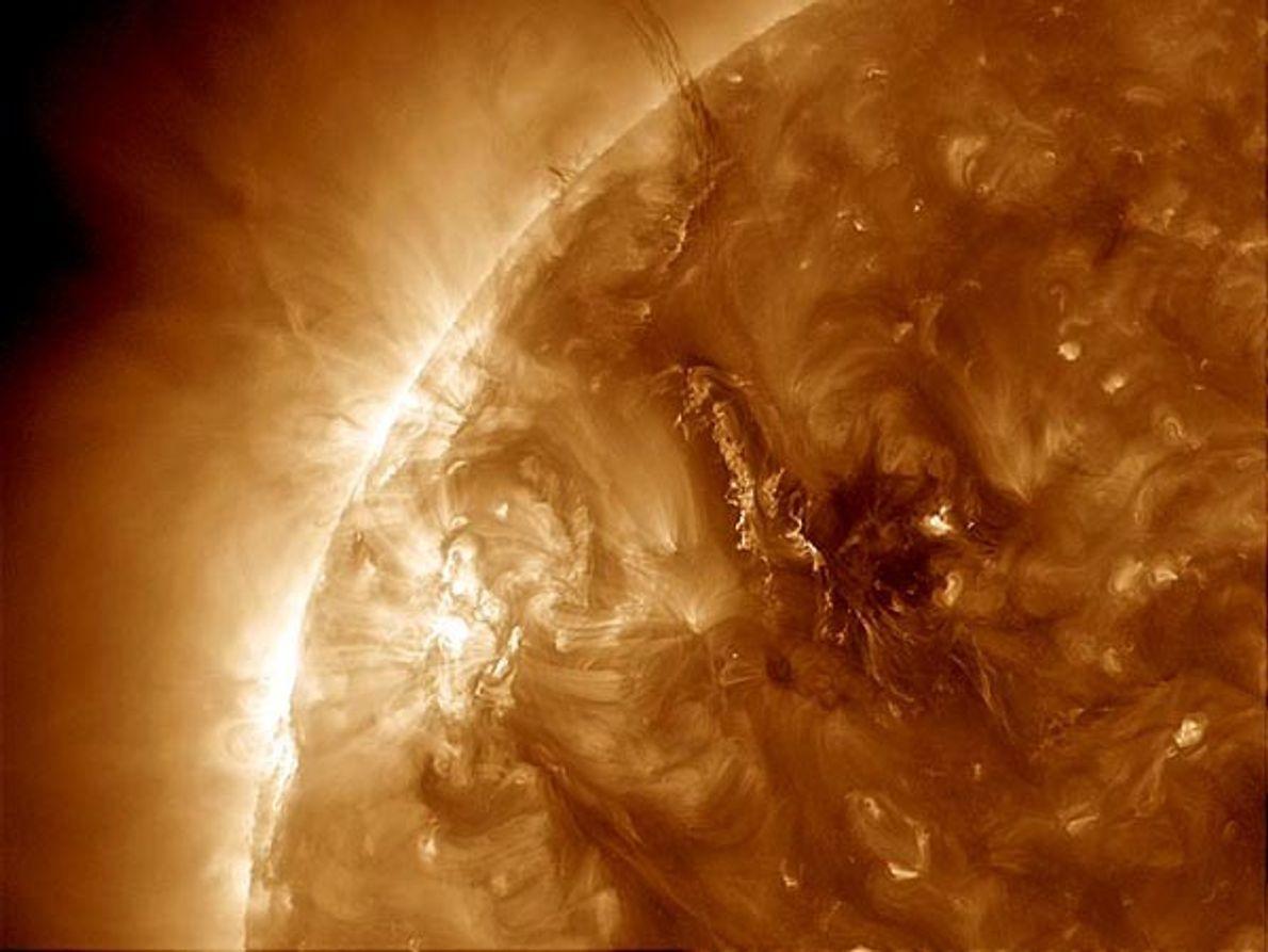 Prominencias solares