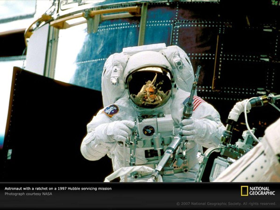 Mantenimiento del Hubble