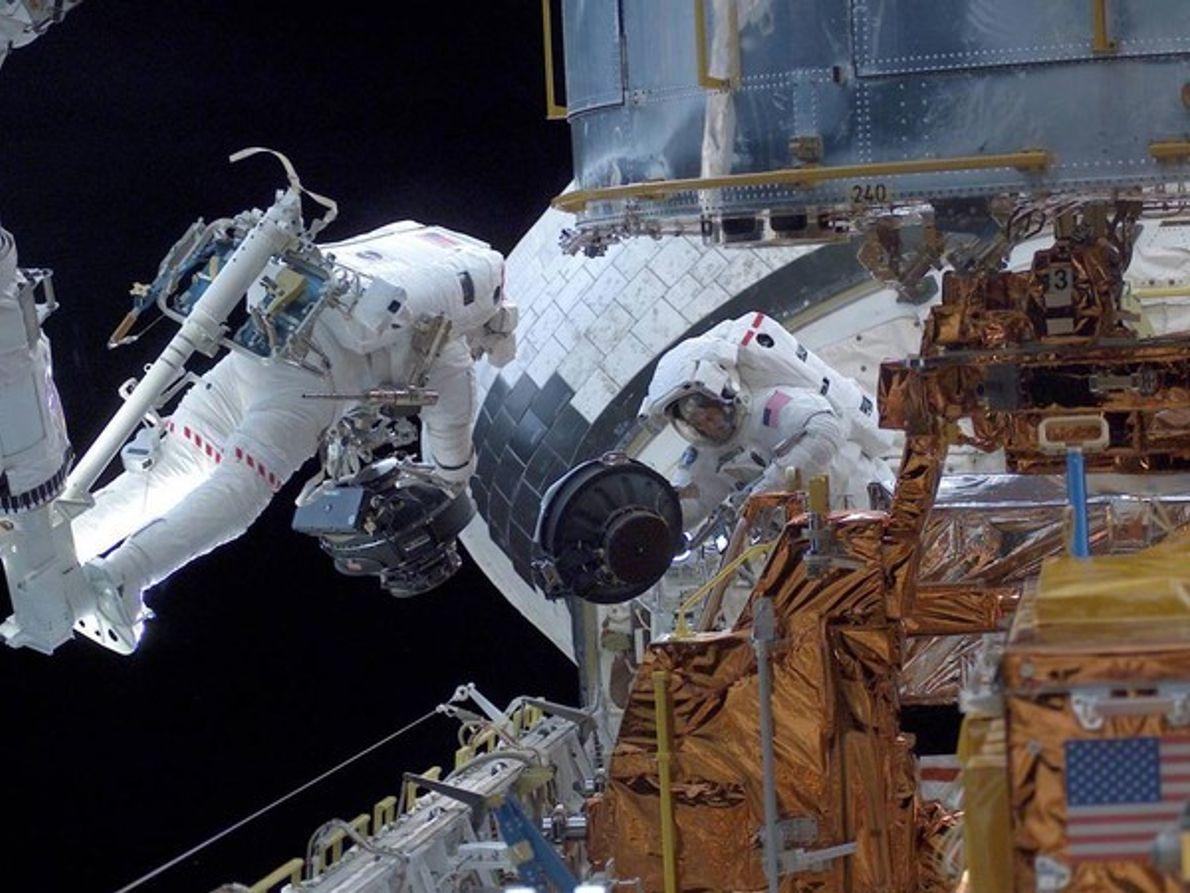 Actualizaciones del Hubble