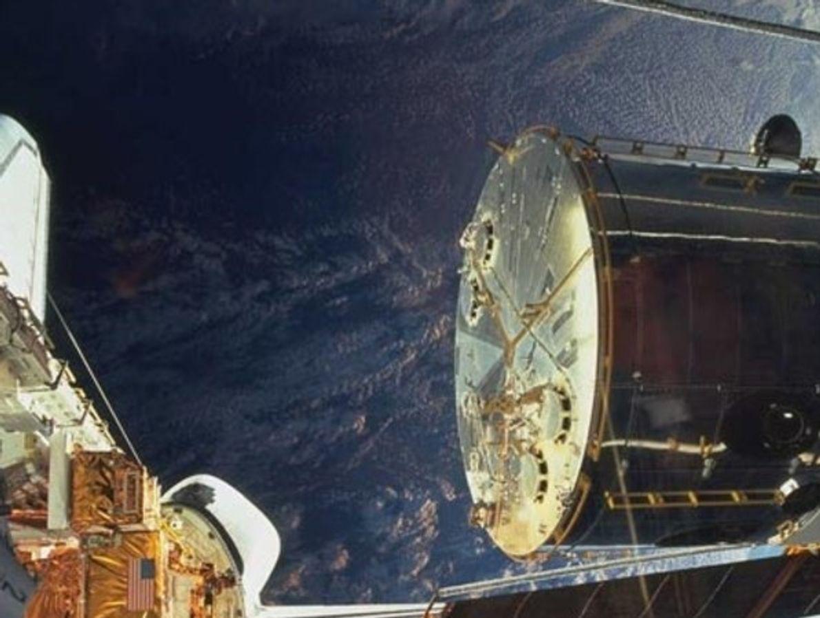 El Hubble redesplegado