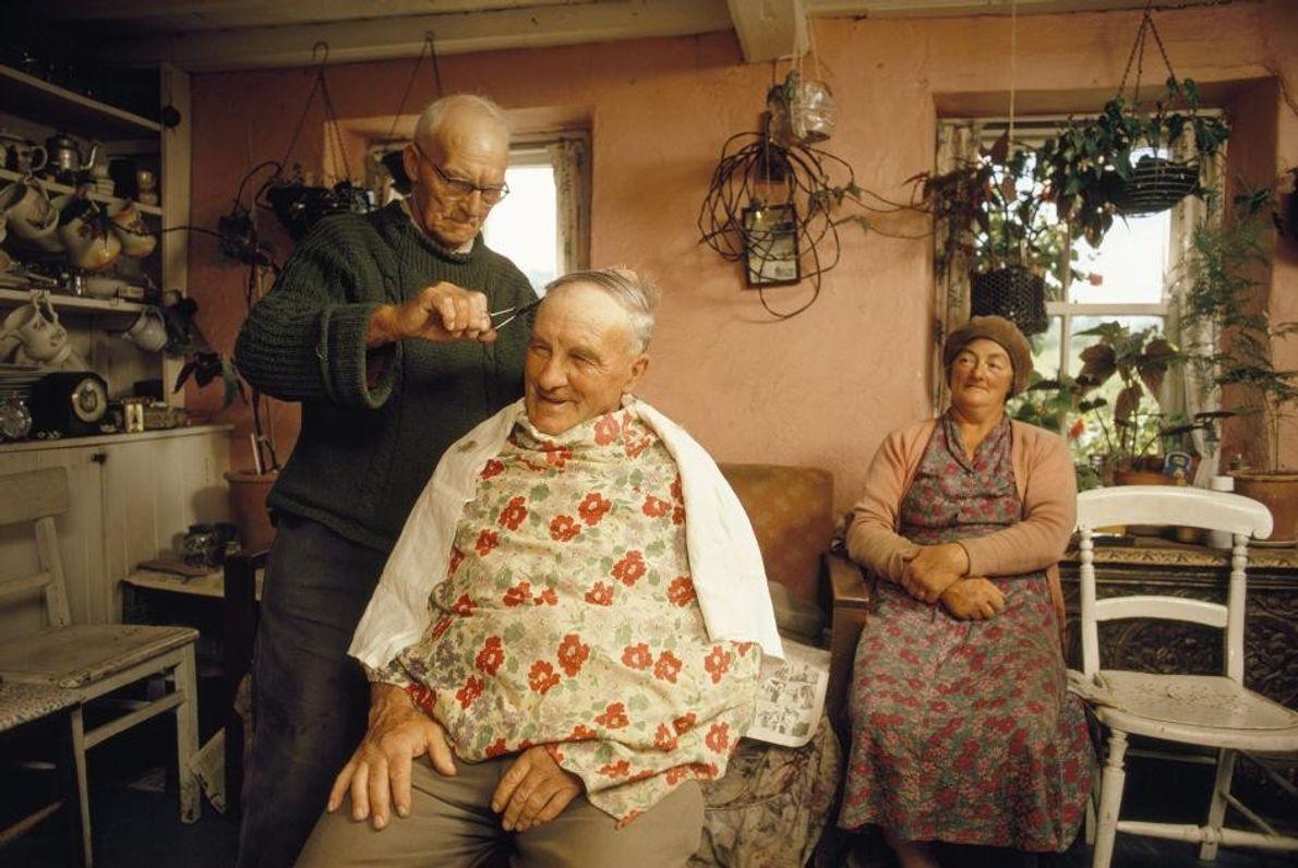 Barbero a tiempo parcial