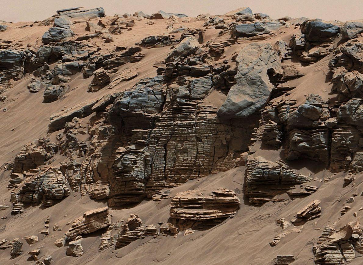 Lago marciano
