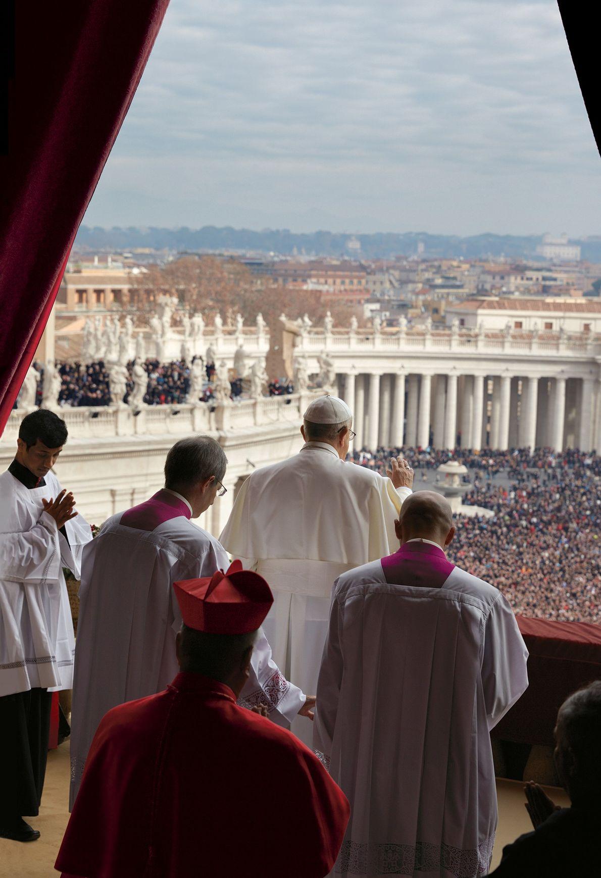 El Papa habla