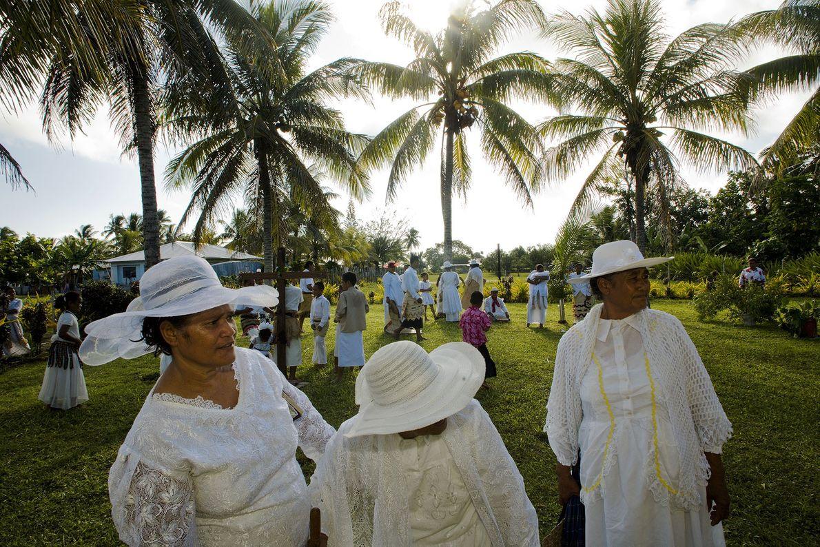 Pascua en Tonga